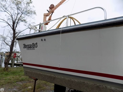 Evans boats 2008 used boat for sale in shady side maryland for Outboard motors for sale maryland