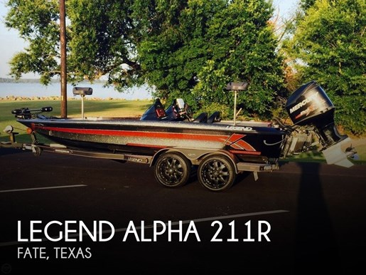 2014 Legend Alpha 211R Photo 1 of 20