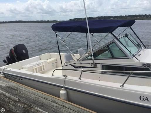 grady white 1989 used boat for sale in savannah georgia. Black Bedroom Furniture Sets. Home Design Ideas