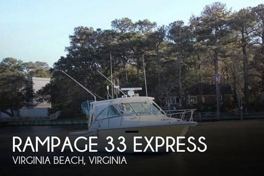 2005 Rampage 33 Express Photo 1 of 20