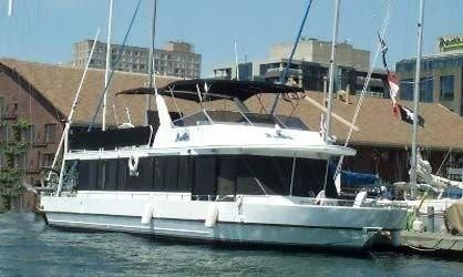 For Sale: 1990 Skipperliner 60' Housecruiser 60ft<br/>North South Nautical Group Inc.