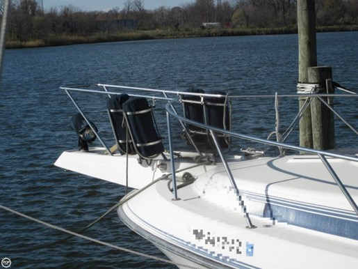 Silverton 1989 used boat for sale in baltimore maryland for Outboard motors for sale maryland