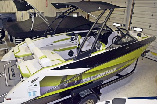 Scarab 215 ho impulse 2016 new boat for sale in round lake for Tow motor operator job description