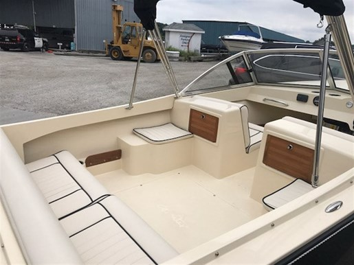 2017 Rossiter 17 Closed Deck Photo 12 of 17