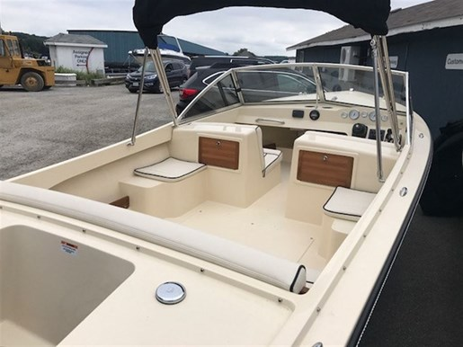 2017 Rossiter 17 Closed Deck Photo 6 of 17