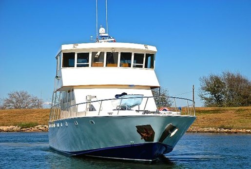 Infinity Cockpit Motor Yacht 2001 Used Boat For Sale In