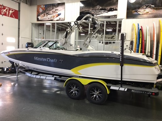 2015 MasterCraft X46 Photo 6 of 26
