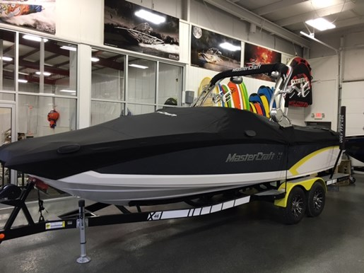 2015 MasterCraft X46 Photo 8 of 26