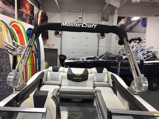 2015 MasterCraft X46 Photo 9 of 26
