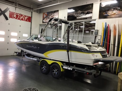 2015 MasterCraft X46 Photo 3 of 26