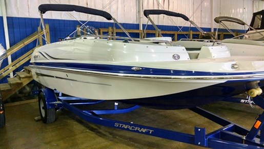 pleasure craft marine starcraft limited 2000 i o 2016 new boat for in bay 2715