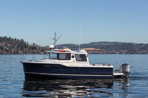 RANGER TUGS R-23 2018 New Boat for Sale in Port Alberni, British Columbia