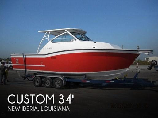 Custom 2008 used boat for sale in new iberia louisiana for Outboard motors for sale in louisiana