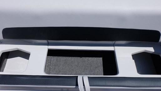 2016 Four Winns Freedom 190 Volvo 200HP Trailer Photo 14 of 22