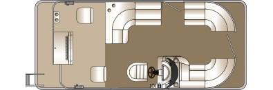 2016 Cypress Cay SeaBreeze 210 (Fish & Cruise Floorplan) (125) Photo 17 of 18