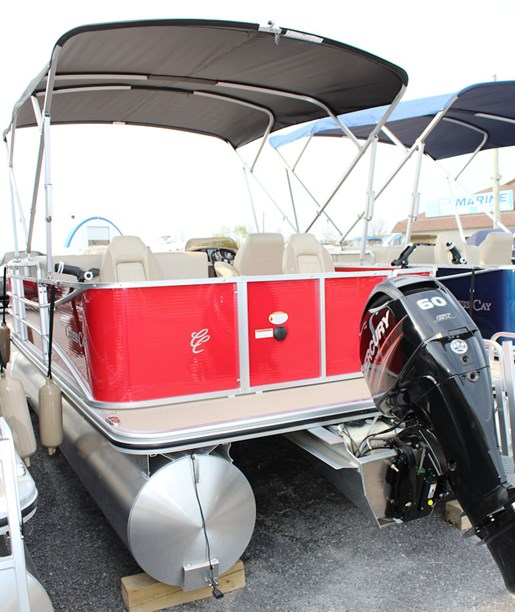2016 Cypress Cay SeaBreeze 210 (Fish & Cruise Floorplan) (125) Photo 6 of 18