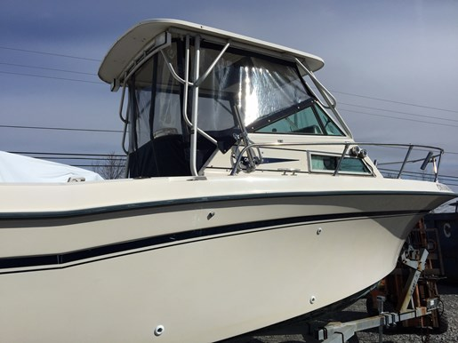Grady White 24 Offshore 1986 Used Boat For Sale In