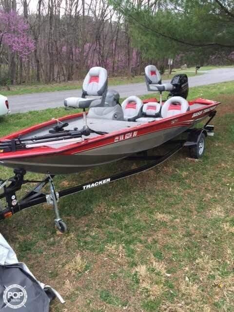 2013 Bass Tracker Pro Pro Team 175 TXW Photo 7 of 20