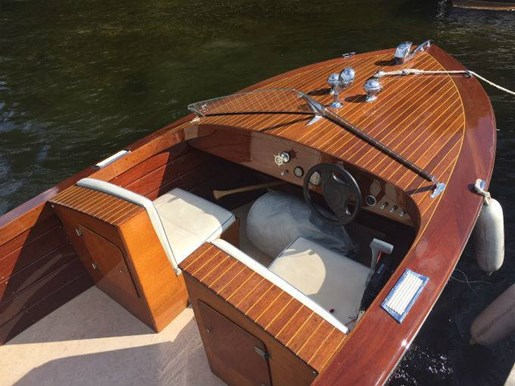 1953 WOOD BOAT - Photo 4 of 7