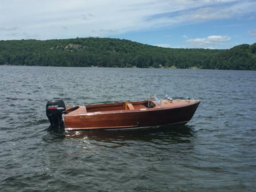 1953 WOOD BOAT - Photo 6 of 7