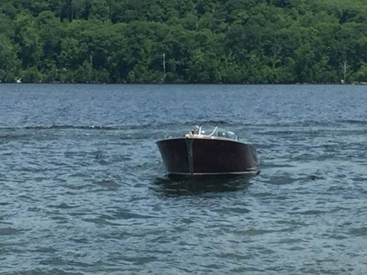 1953 WOOD BOAT - Photo 7 of 7