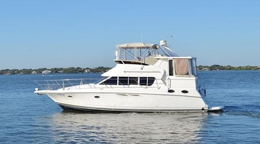 Silverton 422 My Aft 2000 Used Boat For Sale In St