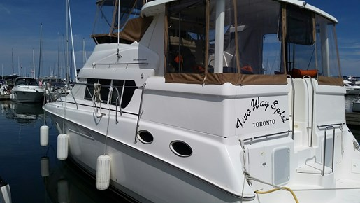 2000 Silverton 422 My Aft For Sale