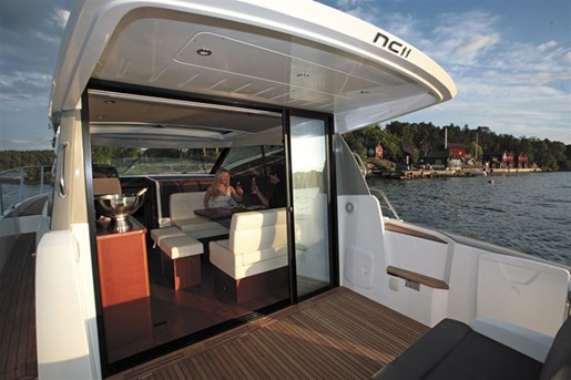 2016 Jeanneau NC 11 Twin Volvo D3-200 Diesel Sterndrives with... Photo 72 of 116