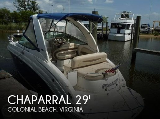 2006 Chaparral 276 Signature Photo 1 of 20