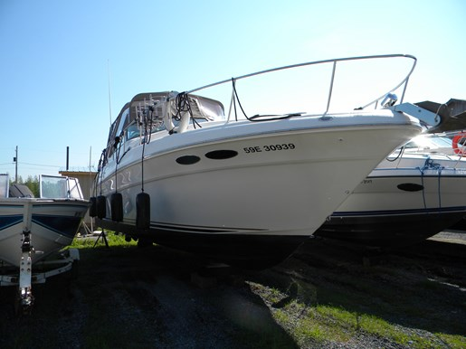 2000 Sea Ray 340 Sundancer Photo 2 of 35