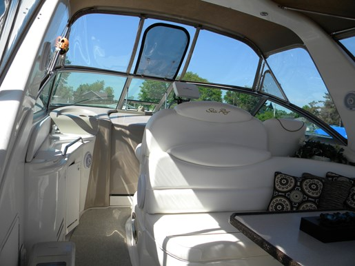2000 Sea Ray 340 Sundancer Photo 3 of 35