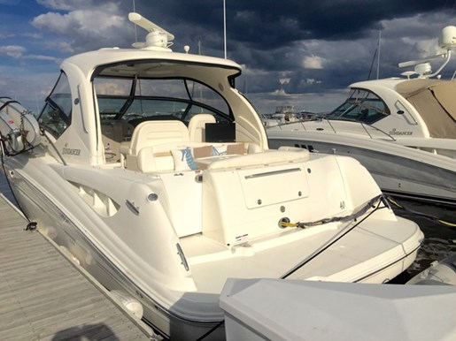 Sea Ray 40 Sundancer 2008 Used Boat For Sale In Pewaukee