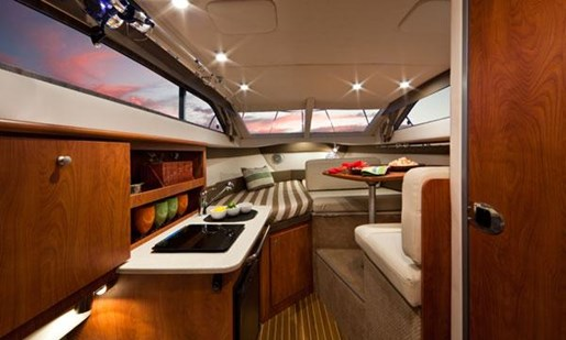 2012 Bayliner 266 Discovery Photo 6 of 17
