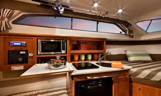 2012 Bayliner 266 Discovery Photo 7 of 17