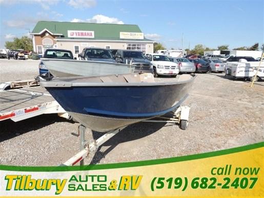 Polar Kraft Aluminum 2011 Used Boat For Sale In Tilbury