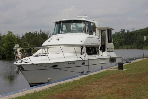 1997 CARVER 500 CPMY for sale