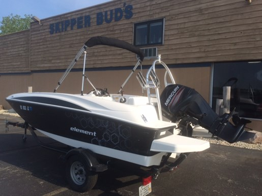 Bayliner element 2013 used boat for sale in pewaukee for Tow motor operator job description