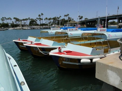 1975 Seaway Boats Company Custom 26' Water Taxi Photo 2 of 20