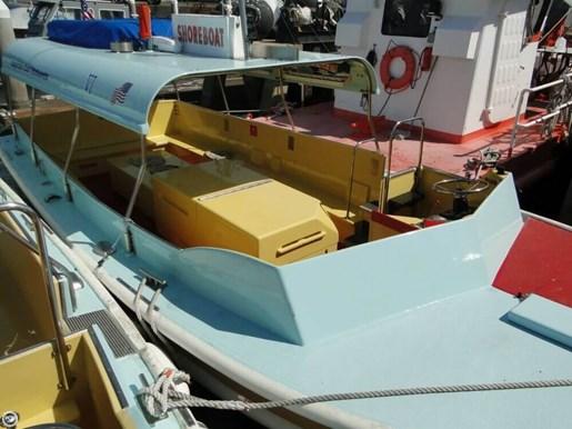 1975 Seaway Boats Company Custom 26' Water Taxi Photo 5 of 20