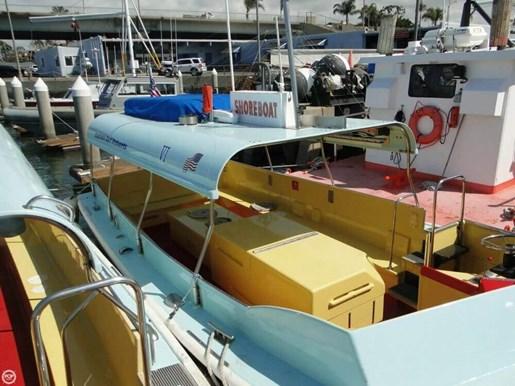 1975 Seaway Boats Company Custom 26' Water Taxi Photo 6 of 20