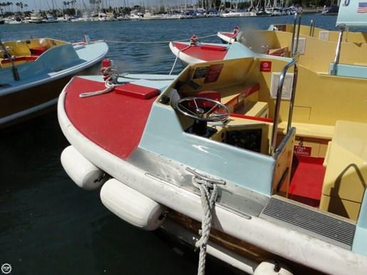 1975 Seaway Boats Company Custom 26' Water Taxi Photo 7 of 20