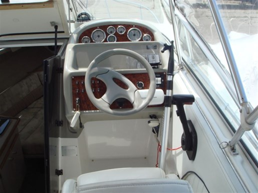 1998 Bayliner 2655 CIERA SUNBRIDGE Photo 11 of 15