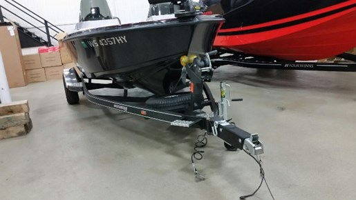 Stratos 1760 2013 used boat for sale in pewaukee wisconsin for Used outboard motors for sale wisconsin