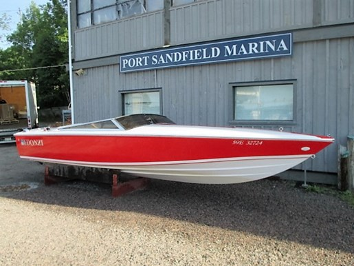 Used donzi boats for sale in ontario