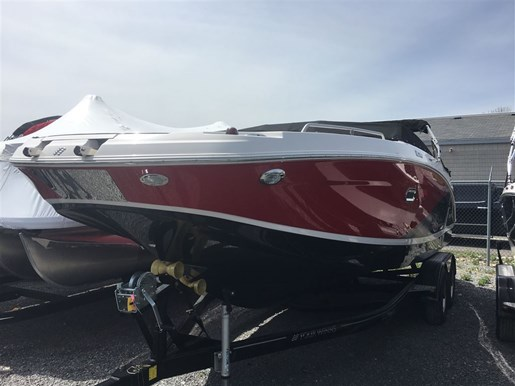 2017 Four Winns 2017 Four Winns HD 240 SS Mercury Verado 250 XL... Photo 2 of 29