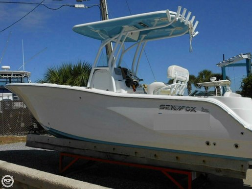 Sea fox 2014 used boat for sale in panama city beach florida for Used boat motors panama city fl