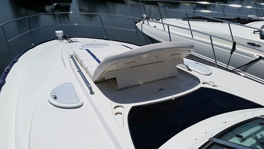 2013 Monterey boat for sale, model of the boat is 400 SY & Image # 5 of 31