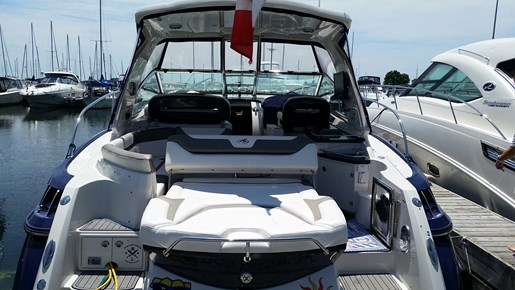 2013 Monterey boat for sale, model of the boat is 400 SY & Image # 2 of 32