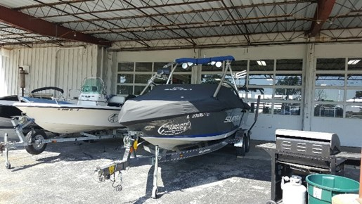 Supra Sunsport 22 V 2007 Used Boat for Sale in Round Lake, Illinois -  BoatDealers ca