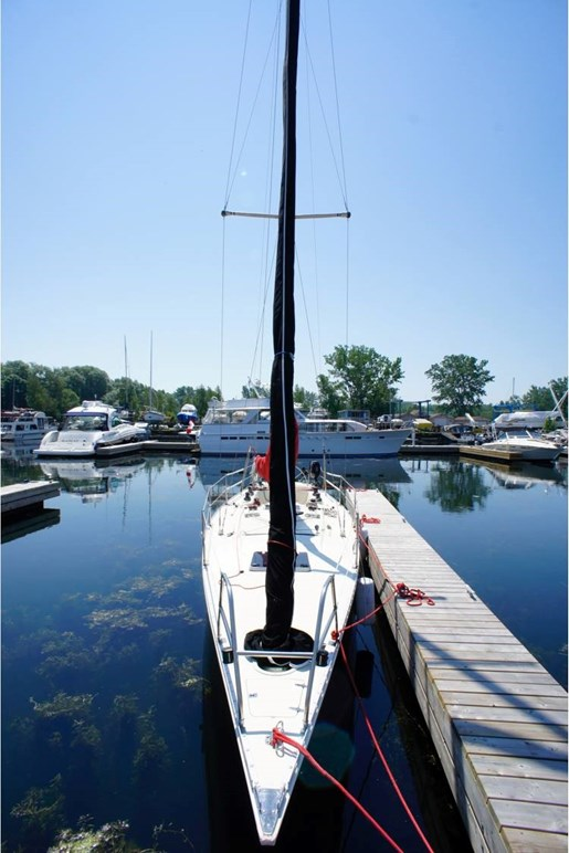Reliance 12m 1986 Used Boat For Sale In Toronto Ontario